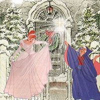 Cendrillon (Cinderella) Wand10