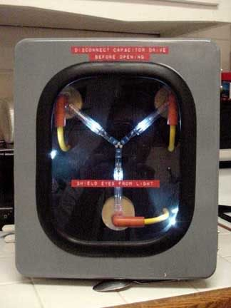 Convecteur Spatio-Temporel / Flux Capacitor Flux_c10