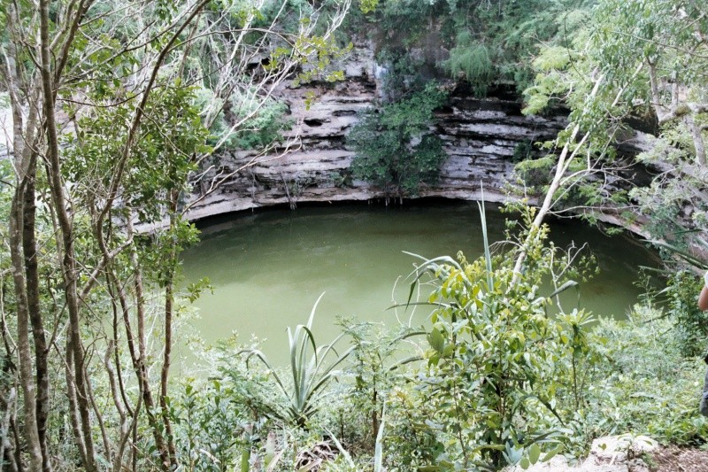 TROUS BLEUS & Cenotes  / Trou Marin / Trou Bleu / Blue Hole / Monde Cenote10