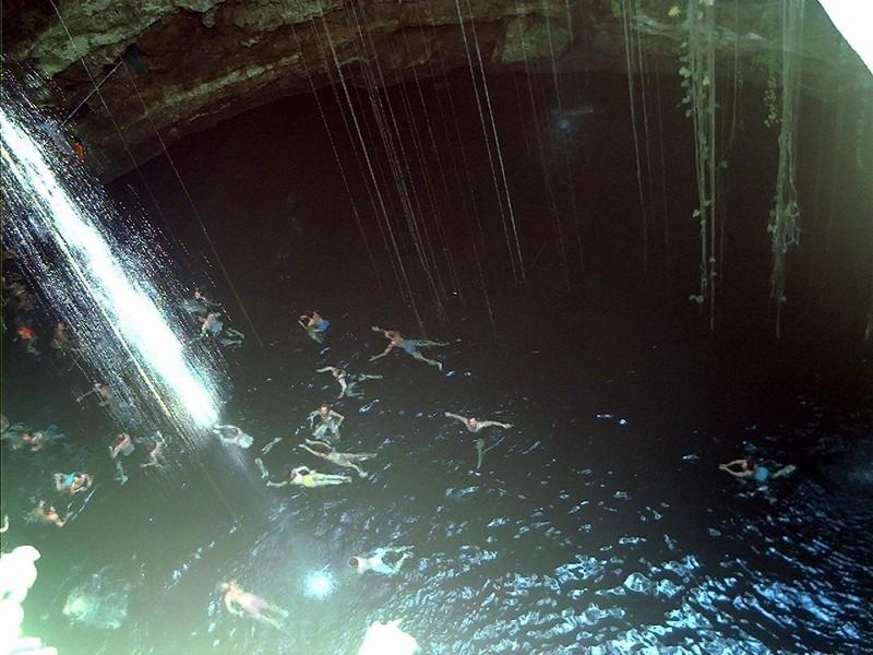 TROUS BLEUS & Cenotes  / Trou Marin / Trou Bleu / Blue Hole / Monde Cenote11