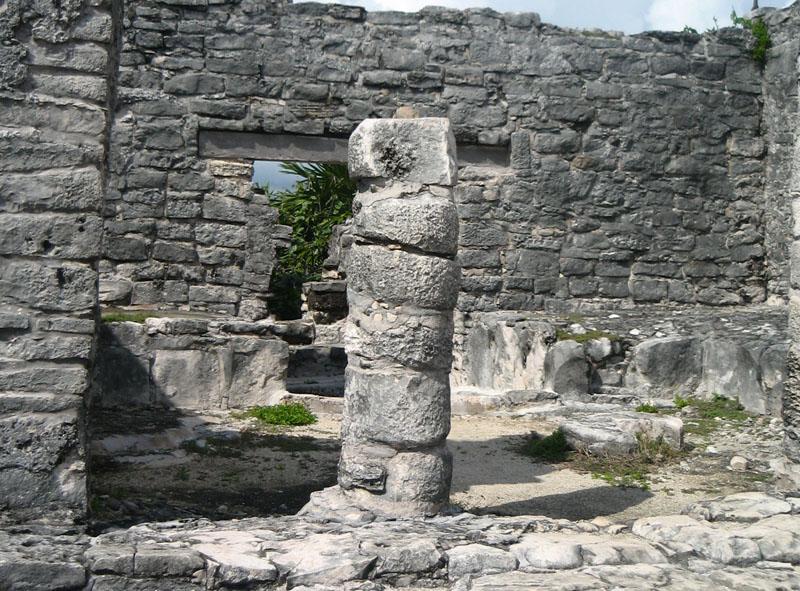 Mayas - Tikal Calakmul Palenque - Maya Yucatan Mexique Colone11