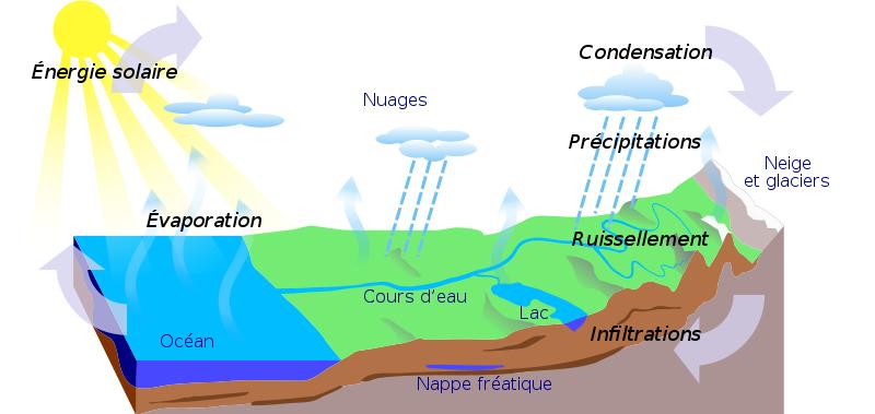 L'Eau / Eau Douce / Eau de Mer / Eau Salée / Climat Cycle_11