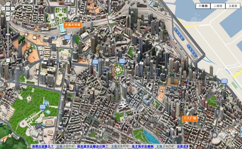 Villes Chinoises en 3D avec Edushi - Page 2 Dalian10