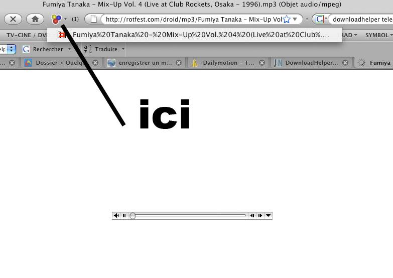 enregistrer - enregistrer un mp3 via une page web [résolu] Dhelpe10