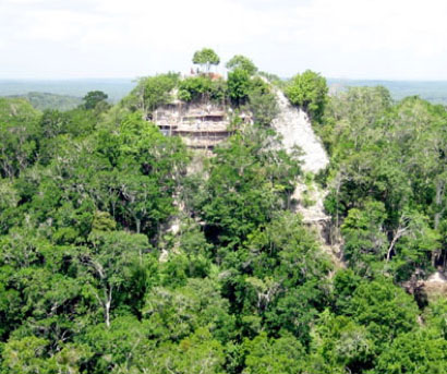 Mayas - Tikal Calakmul Palenque - Maya Yucatan Mexique El_mir10