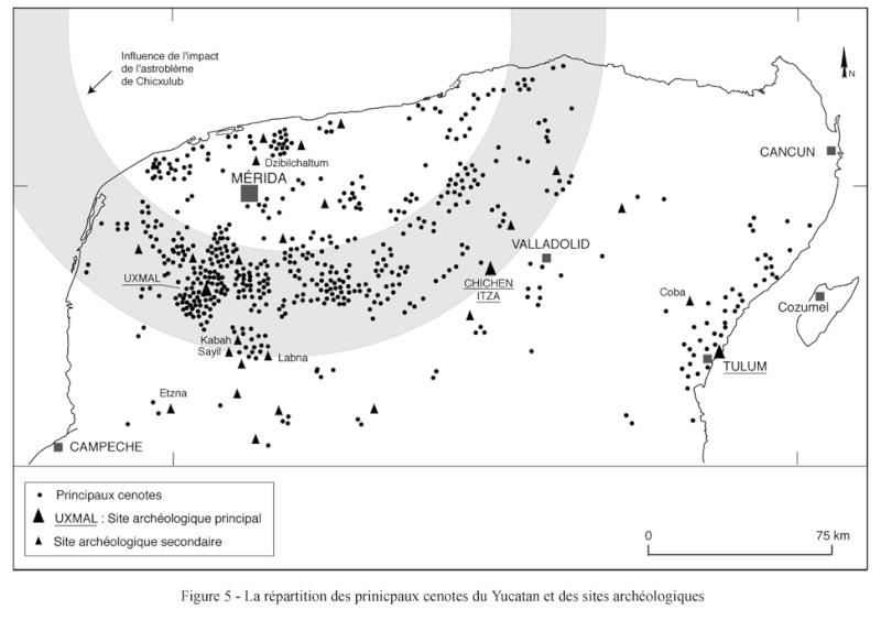 TROUS BLEUS & Cenotes  / Trou Marin / Trou Bleu / Blue Hole / Monde Figure10