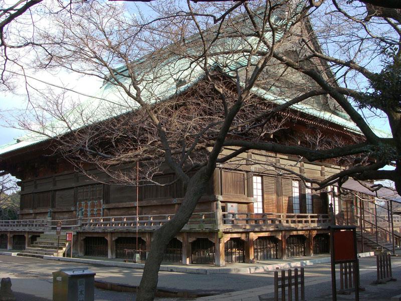 TOKYO / TOKYO 3D / JAPON / VISITE VIRTUELLE Gokuku11
