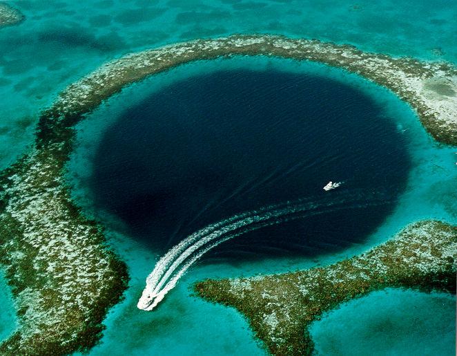 TROUS BLEUS & Cenotes  / Trou Marin / Trou Bleu / Blue Hole / Monde Great_10
