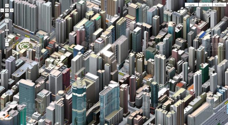 Villes Chinoises en 3D avec Edushi Hong_k10