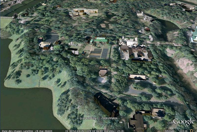 TOKYO / TOKYO 3D / JAPON / VISITE VIRTUELLE Imperi14