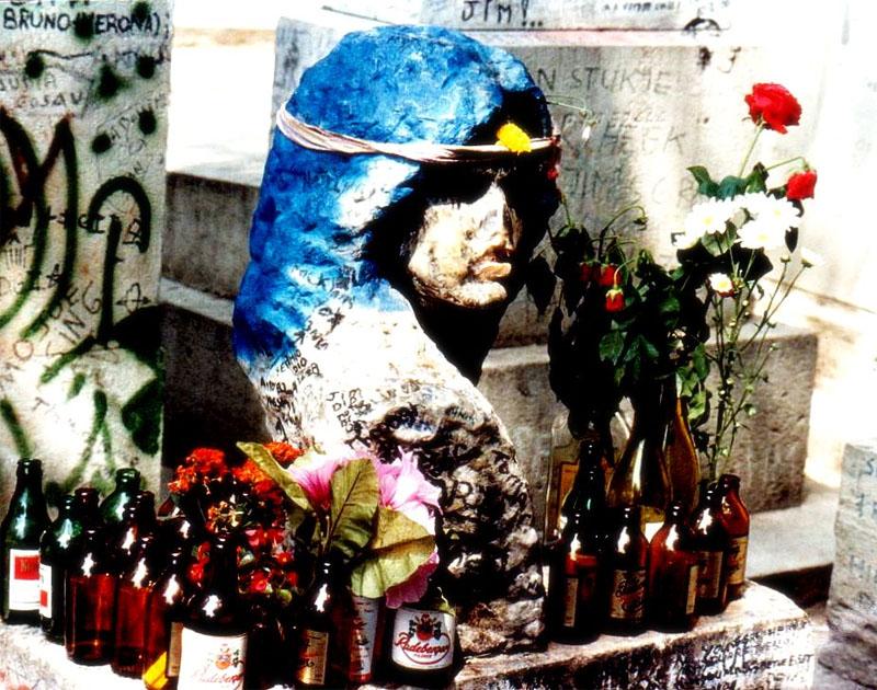 Le cimetière du Père-Lachaise / Géricault / Morrisson Jim-mo10