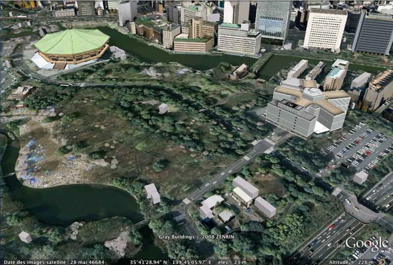 TOKYO / TOKYO 3D / JAPON / VISITE VIRTUELLE Kitano10