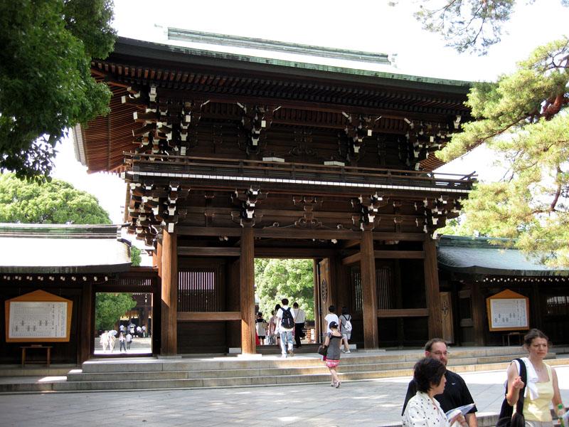 TOKYO / TOKYO 3D / JAPON / VISITE VIRTUELLE Meiji_11