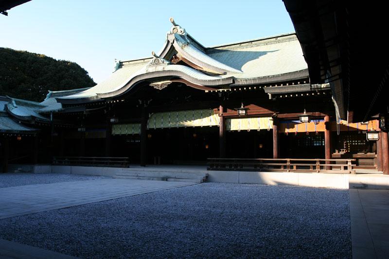 TOKYO / TOKYO 3D / JAPON / VISITE VIRTUELLE Meiji_12