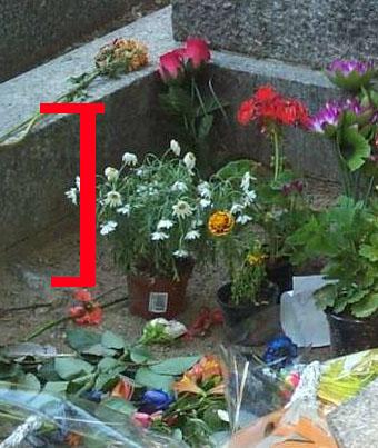 Le cimetière du Père-Lachaise / Géricault / Morrisson Morris10