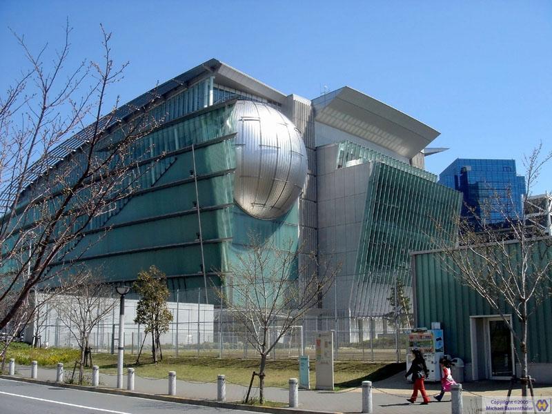 TOKYO / TOKYO 3D / JAPON / VISITE VIRTUELLE Museum10