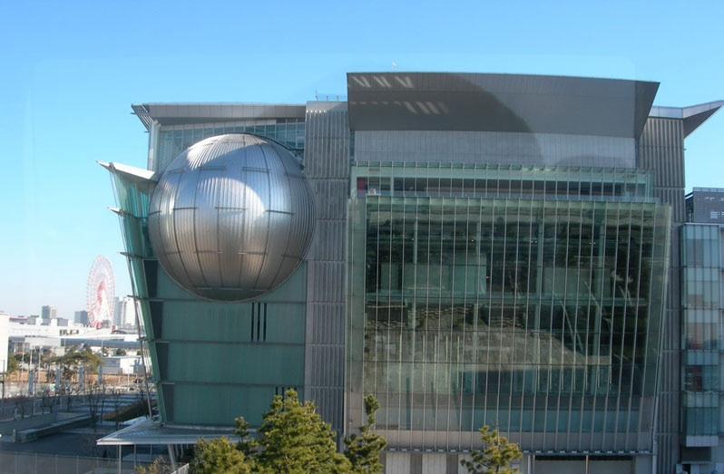 TOKYO / TOKYO 3D / JAPON / VISITE VIRTUELLE Museum12