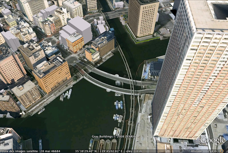 TOKYO / TOKYO 3D / JAPON / VISITE VIRTUELLE Nagisa10
