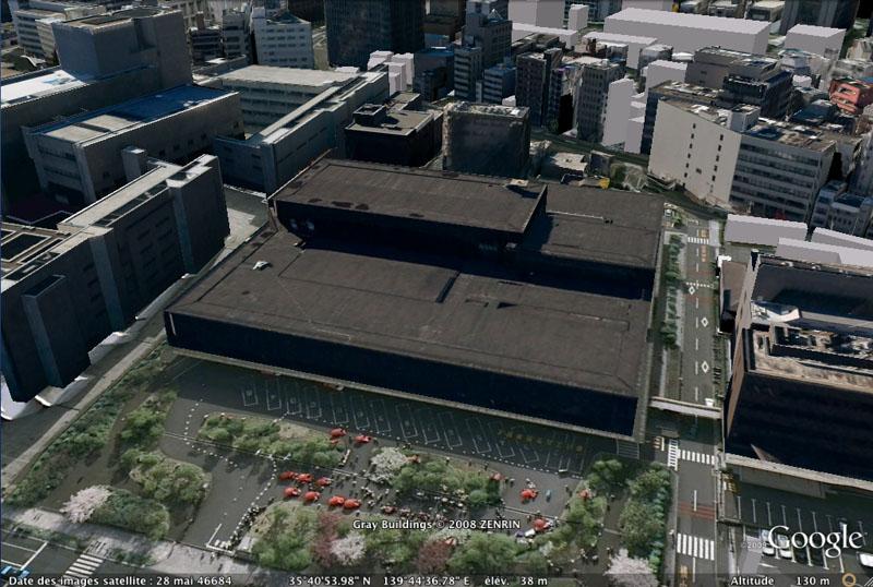 TOKYO / TOKYO 3D / JAPON / VISITE VIRTUELLE Nation12
