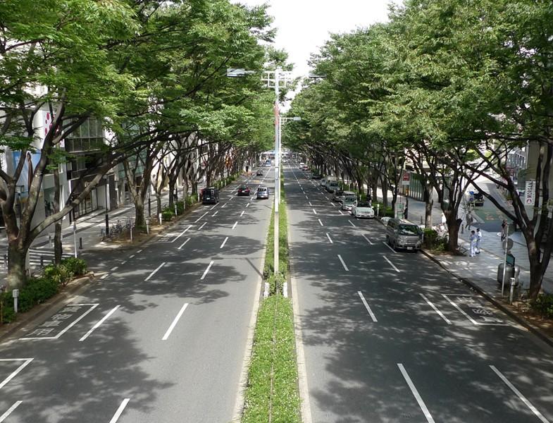 TOKYO / TOKYO 3D / JAPON / VISITE VIRTUELLE Omotes11