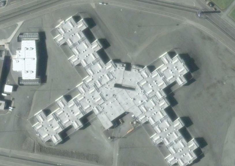 Quelques prisons américaines (USA) Pelica12