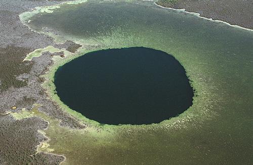 TROUS BLEUS & Cenotes  / Trou Marin / Trou Bleu / Blue Hole / Monde Prev710