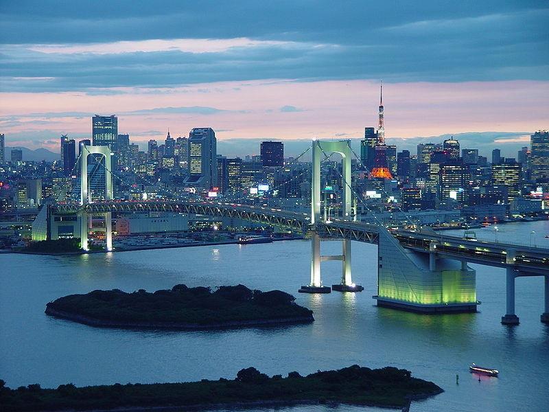 TOKYO / TOKYO 3D / JAPON / VISITE VIRTUELLE Rainbo10