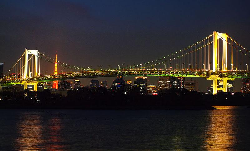 TOKYO / TOKYO 3D / JAPON / VISITE VIRTUELLE Rainbo11