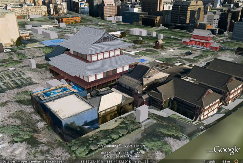 TOKYO / TOKYO 3D / JAPON / VISITE VIRTUELLE Shiba_10