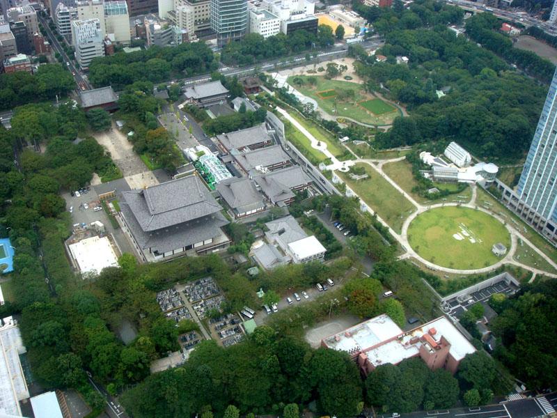 TOKYO / TOKYO 3D / JAPON / VISITE VIRTUELLE Shiba_12