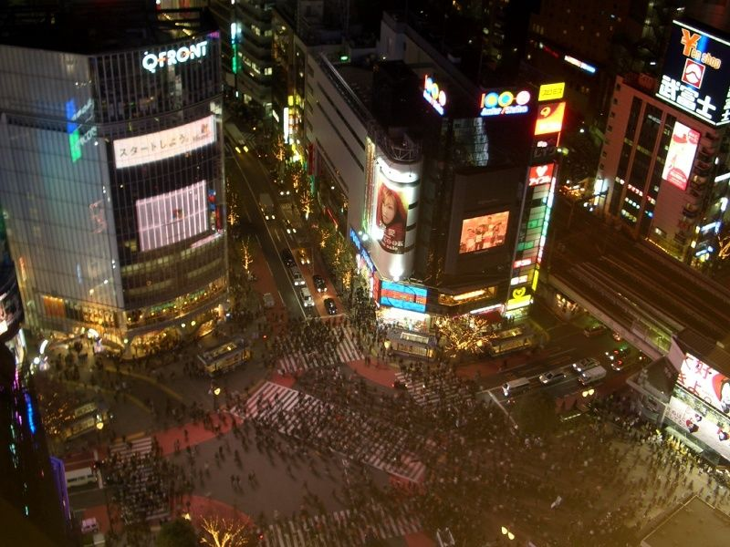TOKYO / TOKYO 3D / JAPON / VISITE VIRTUELLE Shibuy12