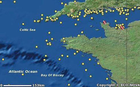 Lister les épaves aquatiques Ship10