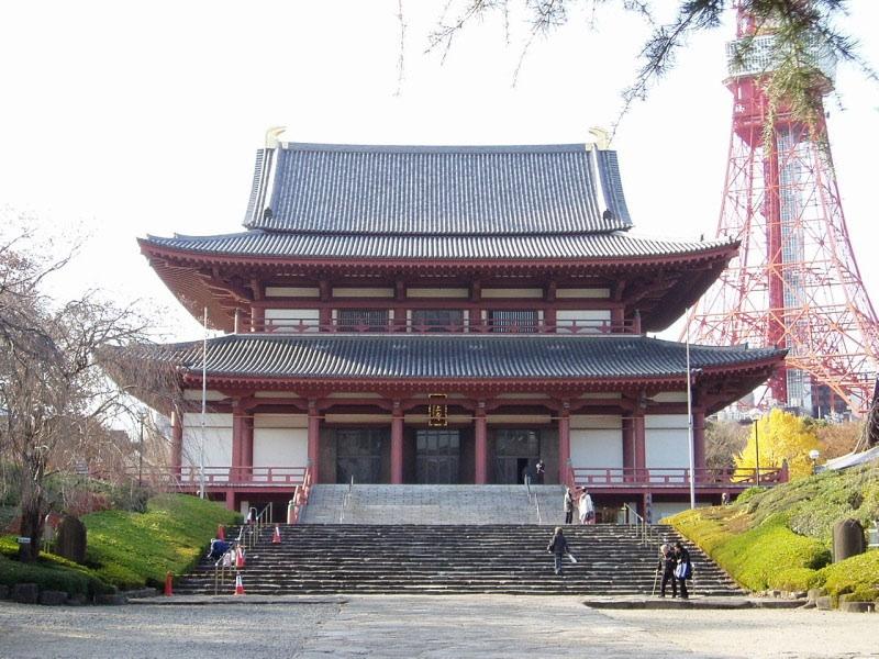 TOKYO / TOKYO 3D / JAPON / VISITE VIRTUELLE Temple10