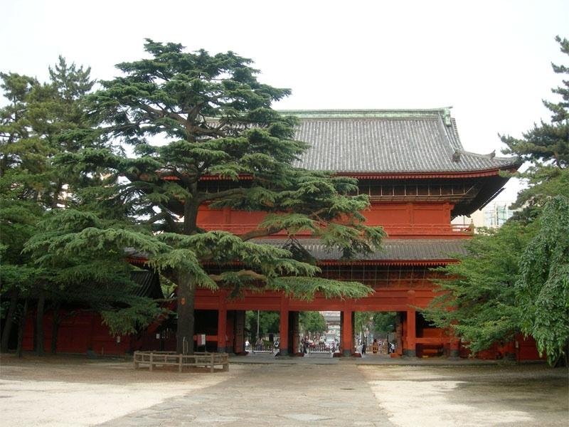 TOKYO / TOKYO 3D / JAPON / VISITE VIRTUELLE Temple11