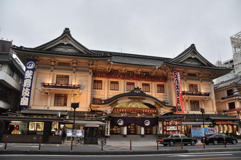 TOKYO / TOKYO 3D / JAPON / VISITE VIRTUELLE Theatr10