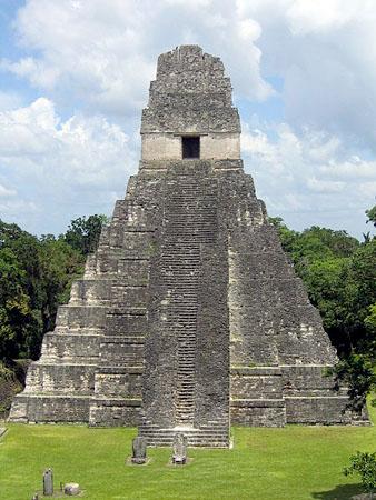 Mayas - Tikal Calakmul Palenque - Maya Yucatan Mexique Tikal_10