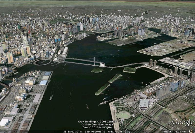 TOKYO / TOKYO 3D / JAPON / VISITE VIRTUELLE Tokyo_11