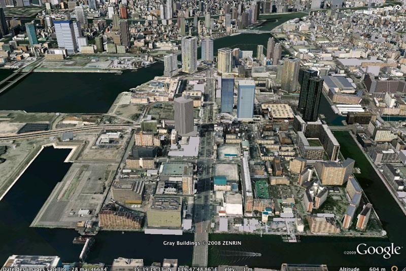 TOKYO / TOKYO 3D / JAPON / VISITE VIRTUELLE Tokyo_12