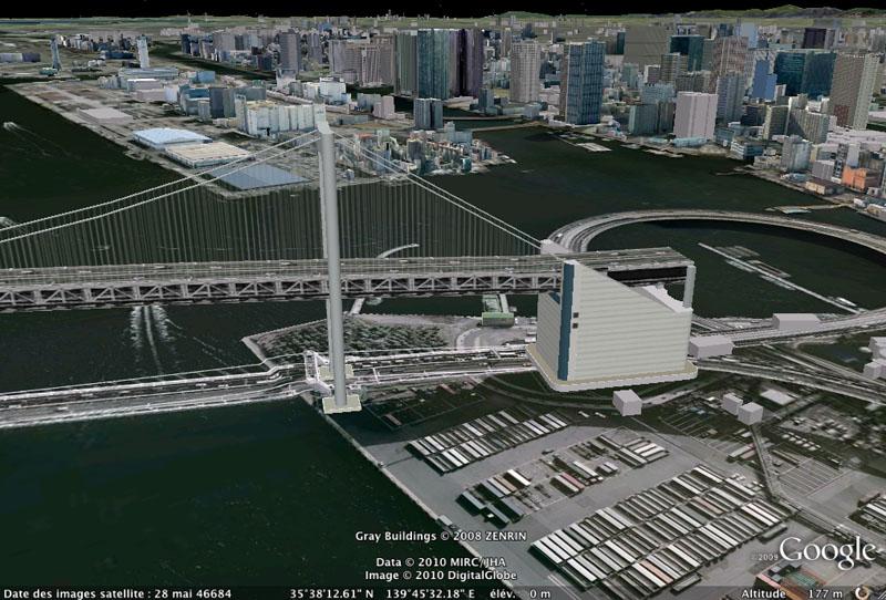 TOKYO / TOKYO 3D / JAPON / VISITE VIRTUELLE Tokyo_14