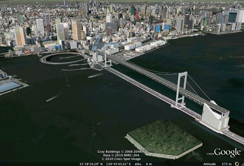 TOKYO / TOKYO 3D / JAPON / VISITE VIRTUELLE Tokyo_15