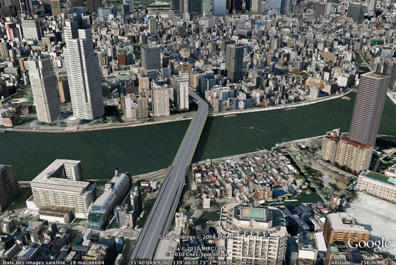 TOKYO / TOKYO 3D / JAPON / VISITE VIRTUELLE Tokyo_22