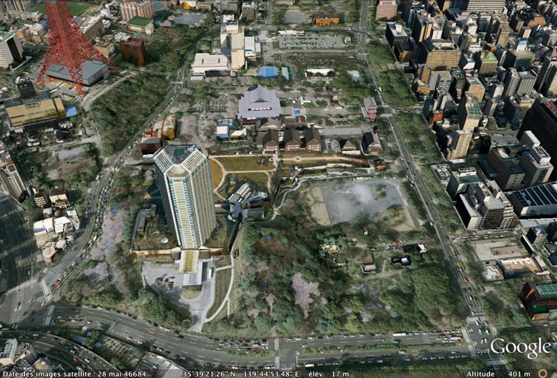 TOKYO / TOKYO 3D / JAPON / VISITE VIRTUELLE Tokyo_23
