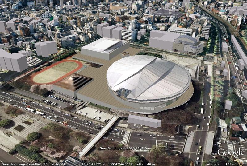 TOKYO / TOKYO 3D / JAPON / VISITE VIRTUELLE - Page 2 Tokyo_32