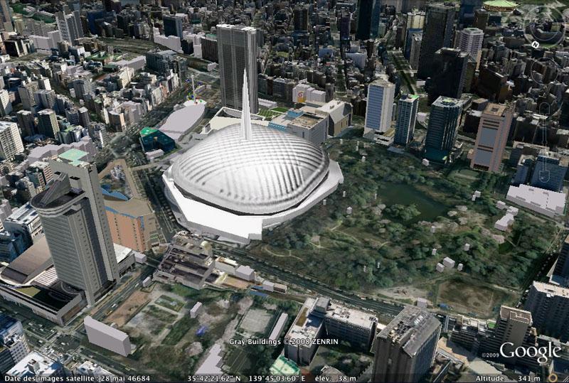 TOKYO / TOKYO 3D / JAPON / VISITE VIRTUELLE - Page 2 Tokyo_36