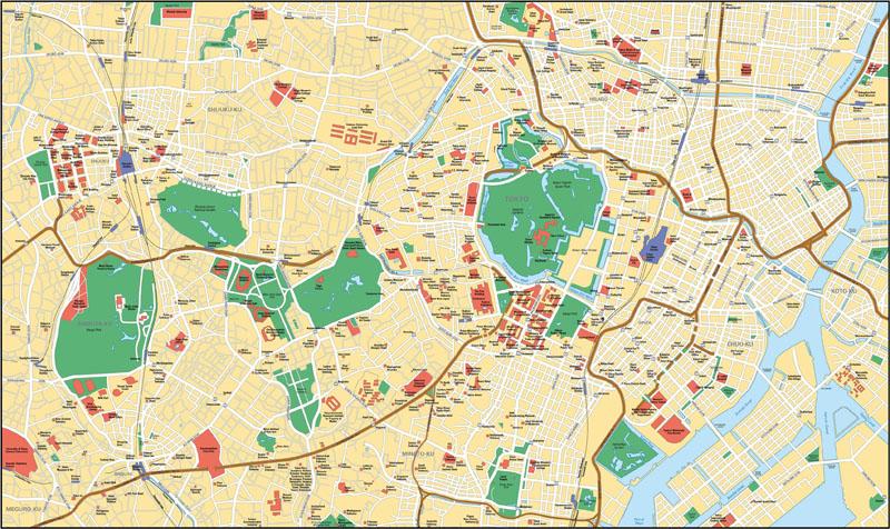TOKYO / TOKYO 3D / JAPON / VISITE VIRTUELLE Tokyo_40