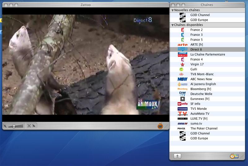 TV via le Net :o) - Page 2 Zattoo10
