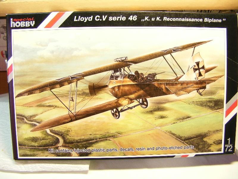 Lloyd C.V - spécial hobby - 1/72ème, rendu du bois Boite11