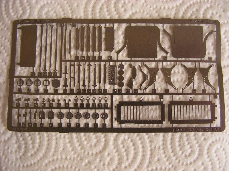 T69 II  Irakien - Trumpeter 1/35 ème Plache10