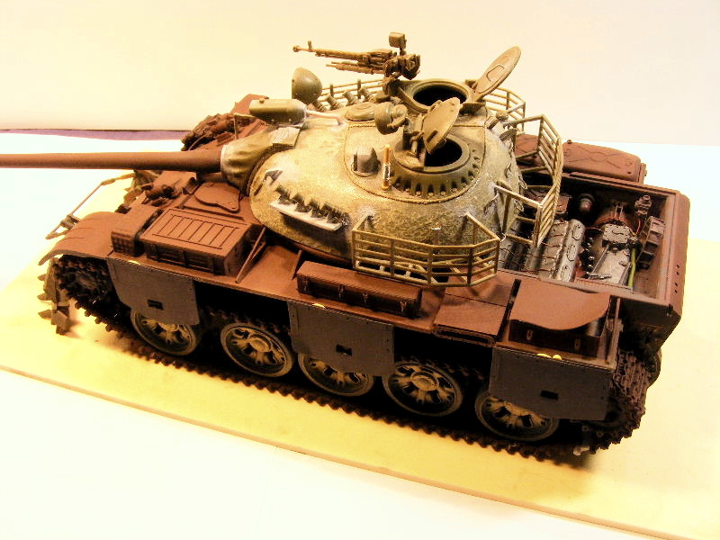 Type 69 II - Trumpeter 1/35 - Page 2 Termin29