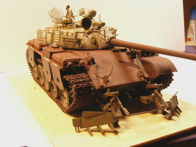 Type 69 II - Trumpeter 1/35 - Page 2 Termin34